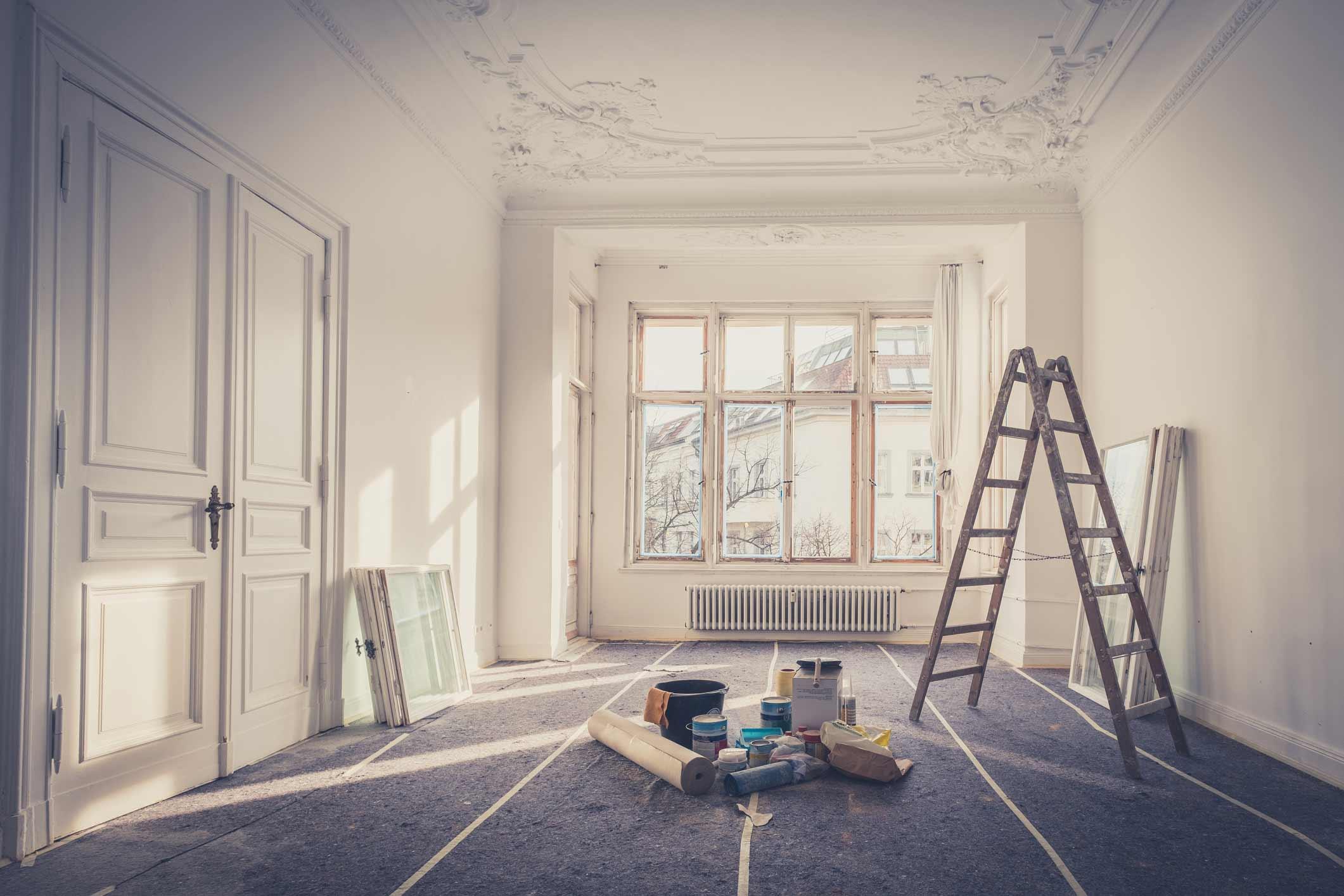 altbau renovierung in München